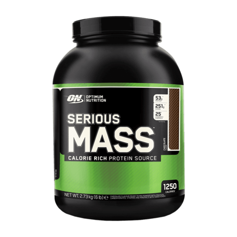 SERIOUS MASS 6 Lbs - ON
