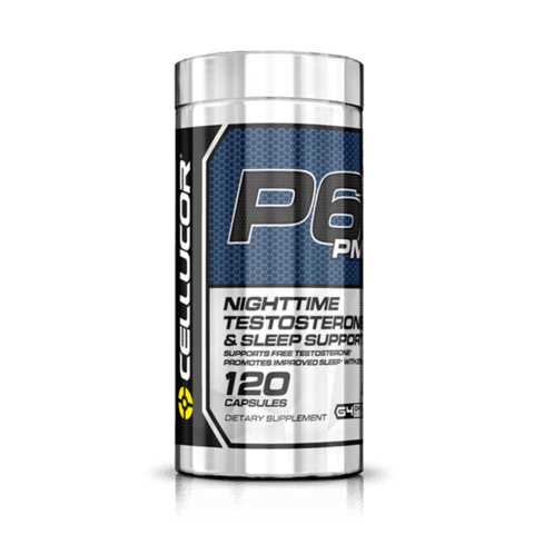P6 PM 120 Caps - CELLUCOR