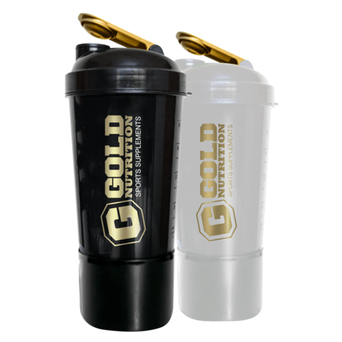 SHAKER 600 ML - GOLD NUTRITION