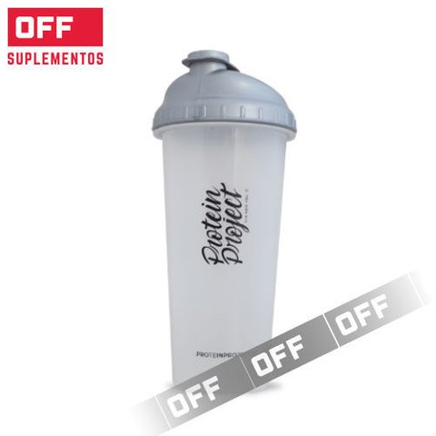 SHAKER 500ML - PROTEIN PROJECT