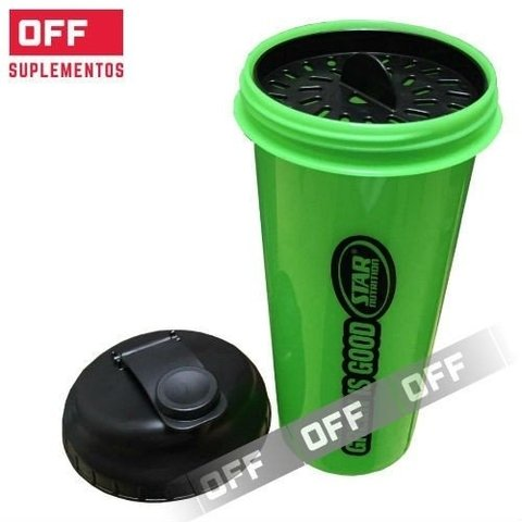 SHAKER O VASO MEZCLADOR  500ML - STAR NUTRITION