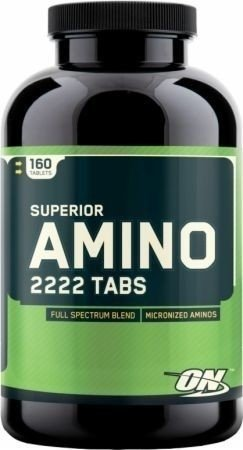 SUPERIOR AMINO 2222 320Tabs - ON
