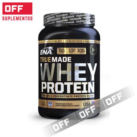 WHEY PROTEIN TRUE MADE 1KG - ENA SPORT