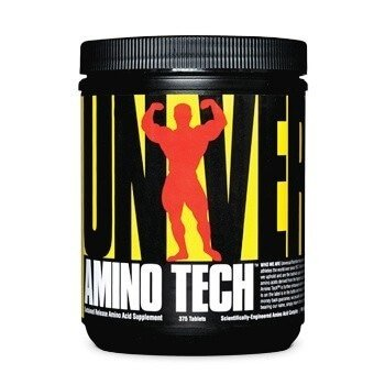 AMINO TECH - 375 CAPS. - UNIVERSAL NUTRITION