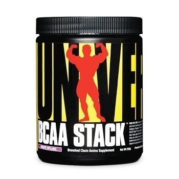 BCAA STACK 0.55 LBS / 250 Grs - UNIVERSAL NUTRITION