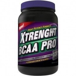 XTRENGHT BCAA PRO 120 Caps - XTRENGHT NUTRITION