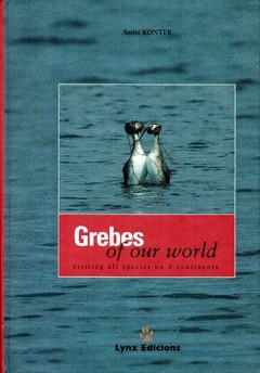 Grebes of the World (Macáes del Mundo)