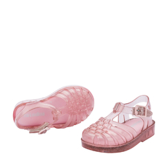 Mini Melissa Possession Baby - Rosa/Rosa Glitter na internet