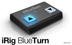 Ik Multimedia IRIG-BLUE TURN