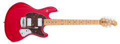 MUSIC MAN STINGRAY CHILI RED