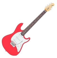 Sterling By Music Man CT50 Fiesta Red MPL