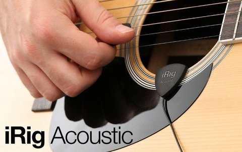 Ik Multimedia IRIG-ACOUSTIC