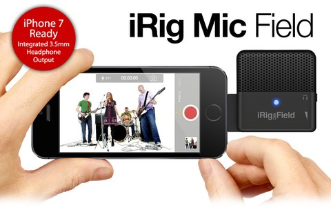 Ik Multimedia IRIG MIC-FIELD