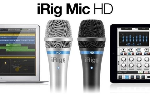 Ik Multimedia IRIG MIC-HD