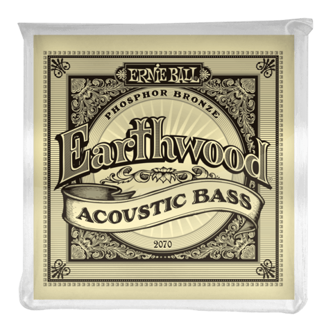 Enc. Ernie Ball Earthwood 2070 045-095