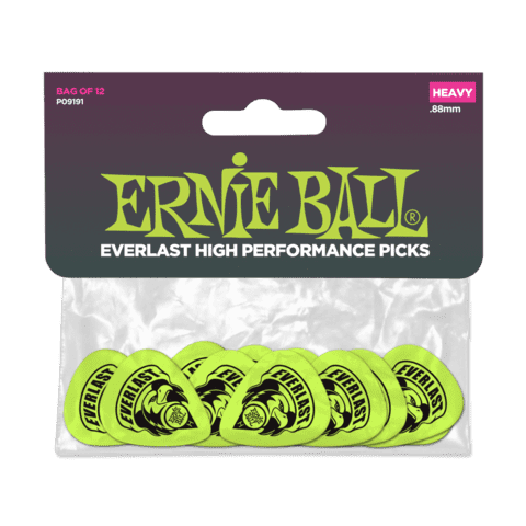 Puas Ernie Ball EVERLAST Fluorescent HEAVY