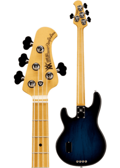 MUSIC MAN STINGRAY PACIFIC BLUE BURST