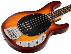 S.U.B Series RAY-4 Honey Burst RWD