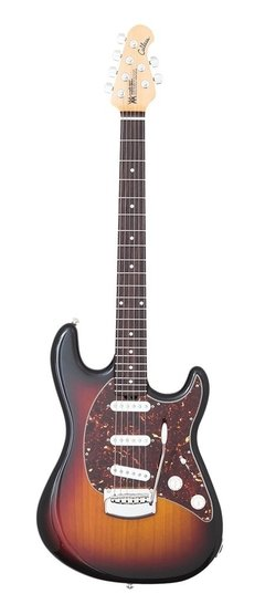 MUSIC MAN CUTLASS VINTAGE SUNBURST