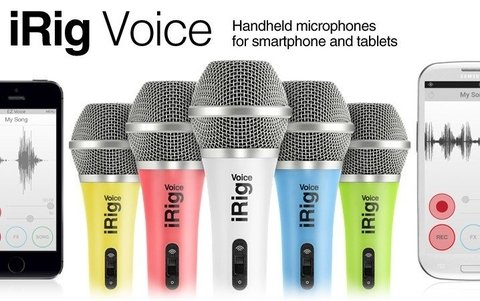 Ik Multimedia IRIG MIC-VOICE