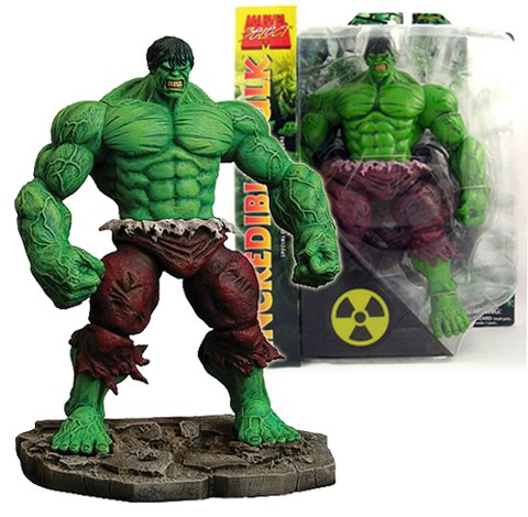 Marvel Select The Incredible Hulk