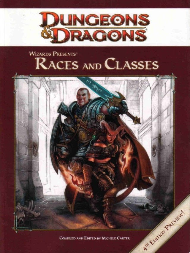 Dungeons & Dragons - Wizards Presents: Races and Classes