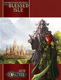 RPG - Exalted (Setting Book) - The Compass of Celestial Directions Vol I - The Blessed Isle