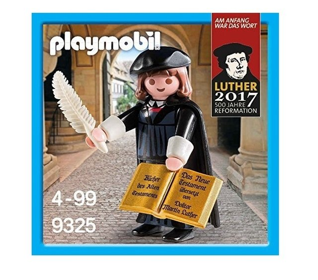 Playmobil Luther - Martinho Lutero (Made in German) - comprar online