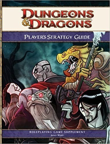 D&D 4th: Player's Strategy Guide