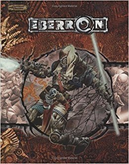 Dungeons & Dragons - Eberron - Deluxe Character Sheets