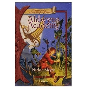 Pocket - Dungeons & Dragons - Aldwyns Academy - A companion novel to A Practical Guide to Wizardry - Capa Dura