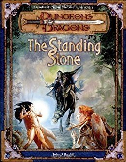 Dungeons & Dragons - The Standing Stone