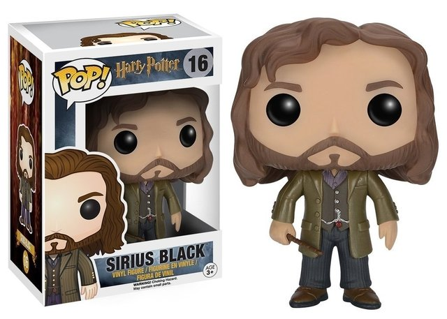 Sirius Black - Funko Pop!  Harry Potter