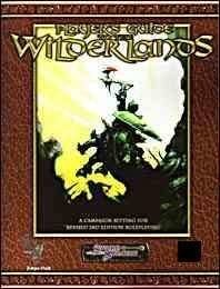 Sword & Sorcery - Player's Guide to the Wilder Lands - comprar online