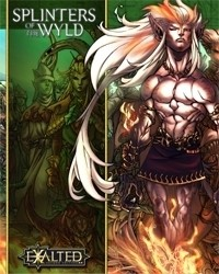 RPG - Exalted (Setting Book) - The Compass of Celestial Directions Vol II - The Wyld
