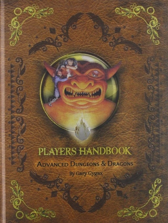 AD&D - Players Handbook Premium Cover