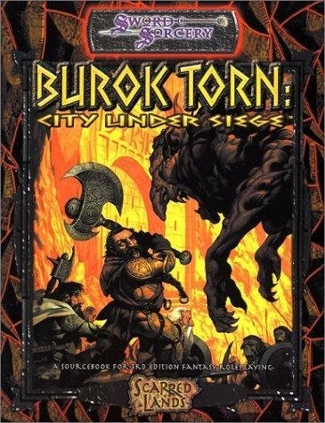 Sword & Sorcery - Burok Torn: City Under Siege - comprar online