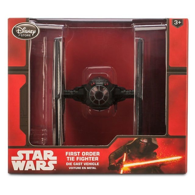 Star Wars -  First Order Tie Fighter Die Cast Vehicle