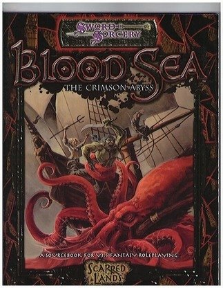 Sword & Sorcery - Blood Sea: The Crimson Abyss - comprar online