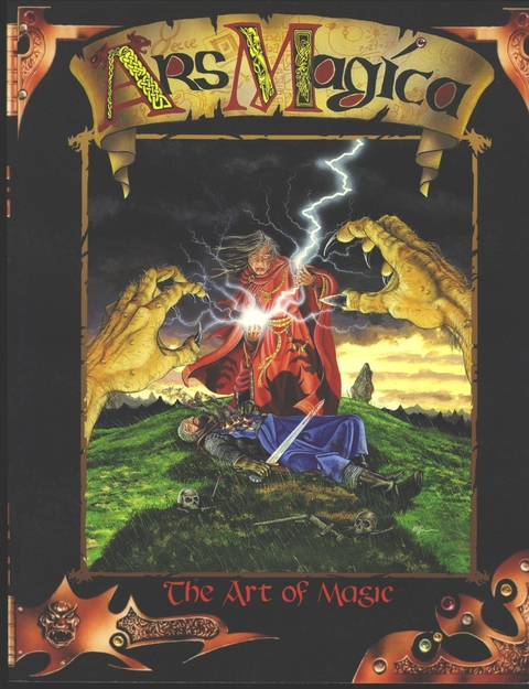 Ars Magica: The Art of Magic - 3rd Edition