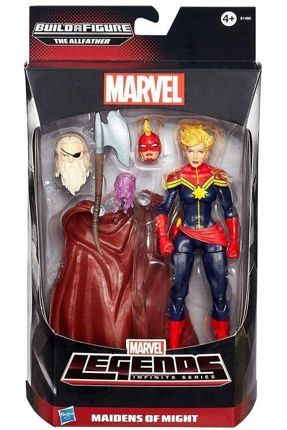 Marvel Legends Infinity - Maidens of Might - comprar online