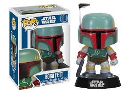Boba Fett  - Funko Pop! - Star Wars