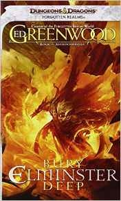 Dungeon & Dragons Bury Elminster Deep: The Sage of Shadowdale, Book II