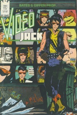 Video Jack 1 (Epic Comics)