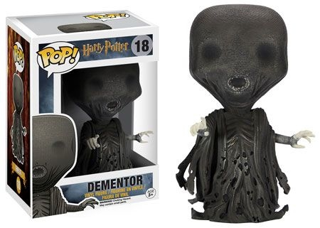 Dementador - Funko Pop! Dementator Harry Potter