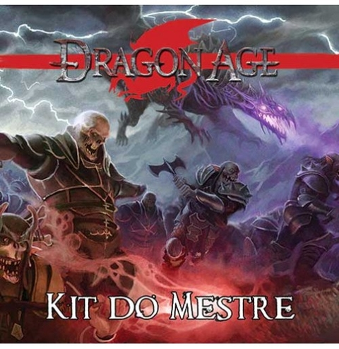 Dragon Age - Kit Do Mestre