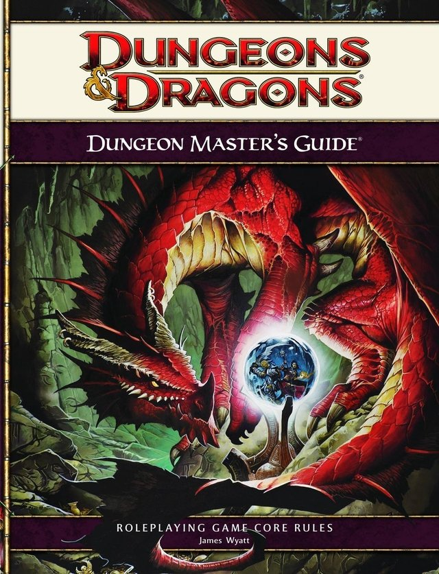 Dungeons & Dragons - Dungeon Master's Guide