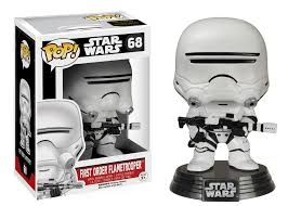 First Order Flametrooper  - Funko Pop! - Star Wars
