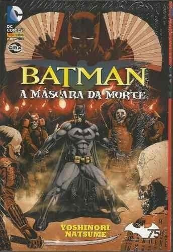 Panini - Batman: A Máscara da Morte