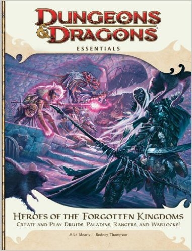 Heroes of the Forgotten Kingdoms: An Essential Dungeons & Dragons Supplement